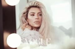 Kim Kardashian Vogue Taiwan February 2018-3
