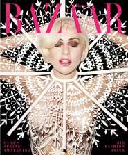 2014: Harper's Bazaar x Lady Gaga