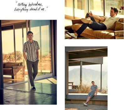 Matt Bomer for Todd Snyder Spring 2018 Campaign-3