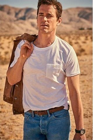 Matt Bomer for Todd Snyder Spring 2018 Campaign-8