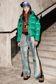 Moncler Fall 2018-1952 Collection by Karl Templer Look 1
