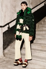 Moncler Fall 2018-1952 Collection by Karl Templer Look 15