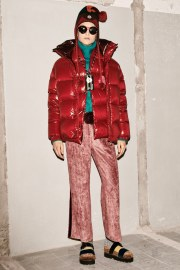 Moncler Fall 2018-1952 Collection by Karl Templer Look 2