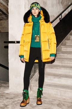 Moncler Fall 2018-1952 Collection by Karl Templer Look 20