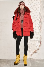 Moncler Fall 2018-1952 Collection by Karl Templer Look 22