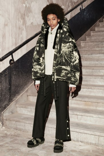 Moncler Fall 2018-1952 Collection by Karl Templer Look 26