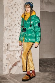 Moncler Fall 2018-1952 Collection by Karl Templer Look 8