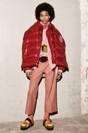 Moncler Fall 2018-1952 Collection by Karl Templer Look 9