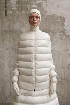 Moncler Fall 2018 by Pierpaolo Piccioli Look 14