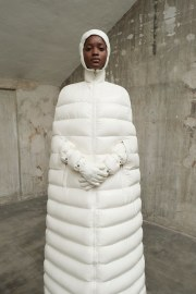 Moncler Fall 2018 by Pierpaolo Piccioli Look 2