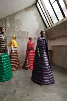 Moncler Fall 2018 by Pierpaolo Piccioli Look 21