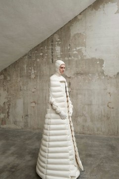 Moncler Fall 2018 by Pierpaolo Piccioli Look 7