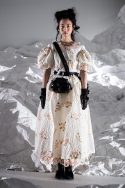 Moncler Fall 2018 by Simone Rocha Look 14