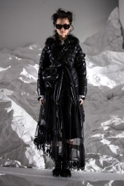 Moncler Fall 2018 by Simone Rocha Look 3