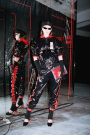 Moncler Fall 2018 Palm Angels Collection by Francesco RagazziLook 15