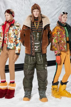 Moncler Grenoble Fall 2018 by Sandro Madrino Look 20