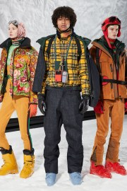 Moncler Grenoble Fall 2018 by Sandro Madrino Look 22