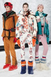Moncler Grenoble Fall 2018 by Sandro Madrino Look 24