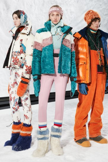 Moncler Grenoble Fall 2018 by Sandro Madrino Look 25