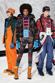 Moncler Grenoble Fall 2018 by Sandro Madrino Look 27