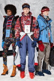 Moncler Grenoble Fall 2018 by Sandro Madrino Look 28