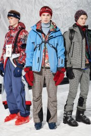 Moncler Grenoble Fall 2018 by Sandro Madrino Look 29