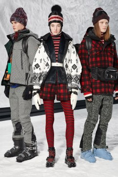 Moncler Grenoble Fall 2018 by Sandro Madrino Look 31