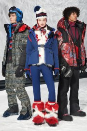 Moncler Grenoble Fall 2018 by Sandro Madrino Look 34