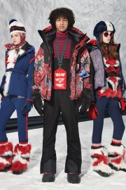 Moncler Grenoble Fall 2018 by Sandro Madrino Look 35