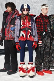 Moncler Grenoble Fall 2018 by Sandro Madrino Look 36