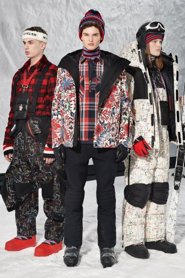 Moncler Grenoble Fall 2018 by Sandro Madrino Look 38