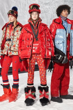 Moncler Grenoble Fall 2018 by Sandro Madrino Look 44