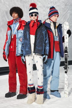 Moncler Grenoble Fall 2018 by Sandro Madrino Look 46
