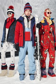 Moncler Grenoble Fall 2018 by Sandro Madrino Look 47