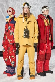 Moncler Grenoble Fall 2018 by Sandro Madrino Look 49
