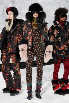 Moncler Grenoble Fall 2018 by Sandro Madrino Look 5