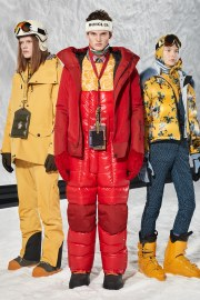 Moncler Grenoble Fall 2018 by Sandro Madrino Look 50