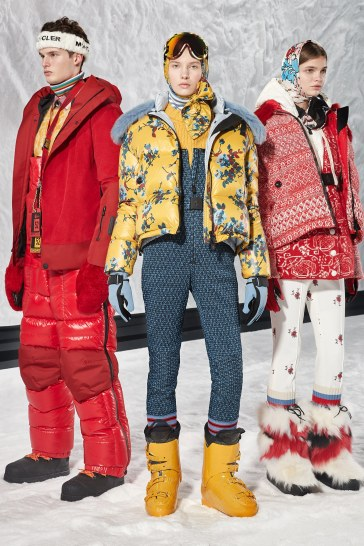 Moncler Grenoble Fall 2018 by Sandro Madrino Look 51