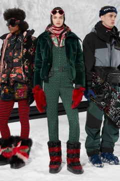 Moncler Grenoble Fall 2018 by Sandro Madrino Look 7