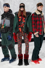 Moncler Grenoble Fall 2018 by Sandro Madrino Look 9