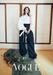 Rainie Yang for Vogue Taiwan March 2018-1