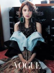 Rainie Yang for Vogue Taiwan March 2018-2