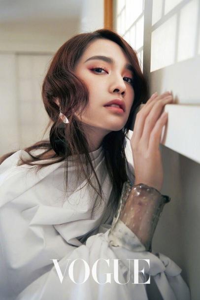 Rainie Yang for Vogue Taiwan March 2018-3