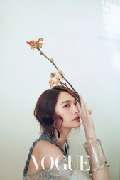 Rainie Yang for Vogue Taiwan March 2018-4