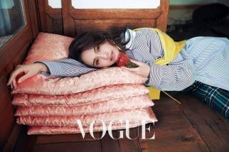 Rainie Yang for Vogue Taiwan March 2018-5