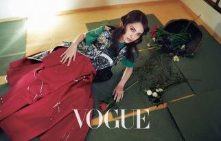 Rainie Yang for Vogue Taiwan March 2018-6