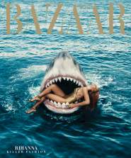 2015: Harper's Bazaar x Rihanna