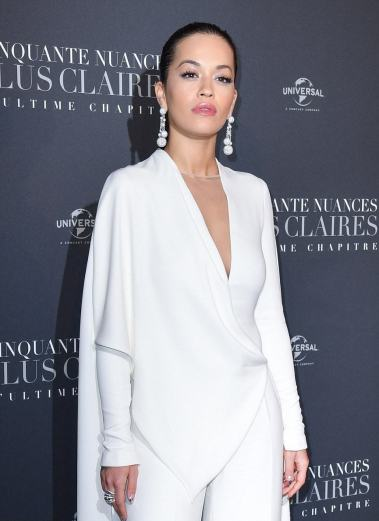 Rita Ora in Stéphane Rolland Spring 2018 Couture-5