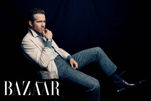 Ryan Reynolds For Harper's Bazaar Taiwan Men March 2018-1