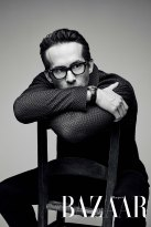 Ryan Reynolds For Harper's Bazaar Taiwan Men March 2018-3